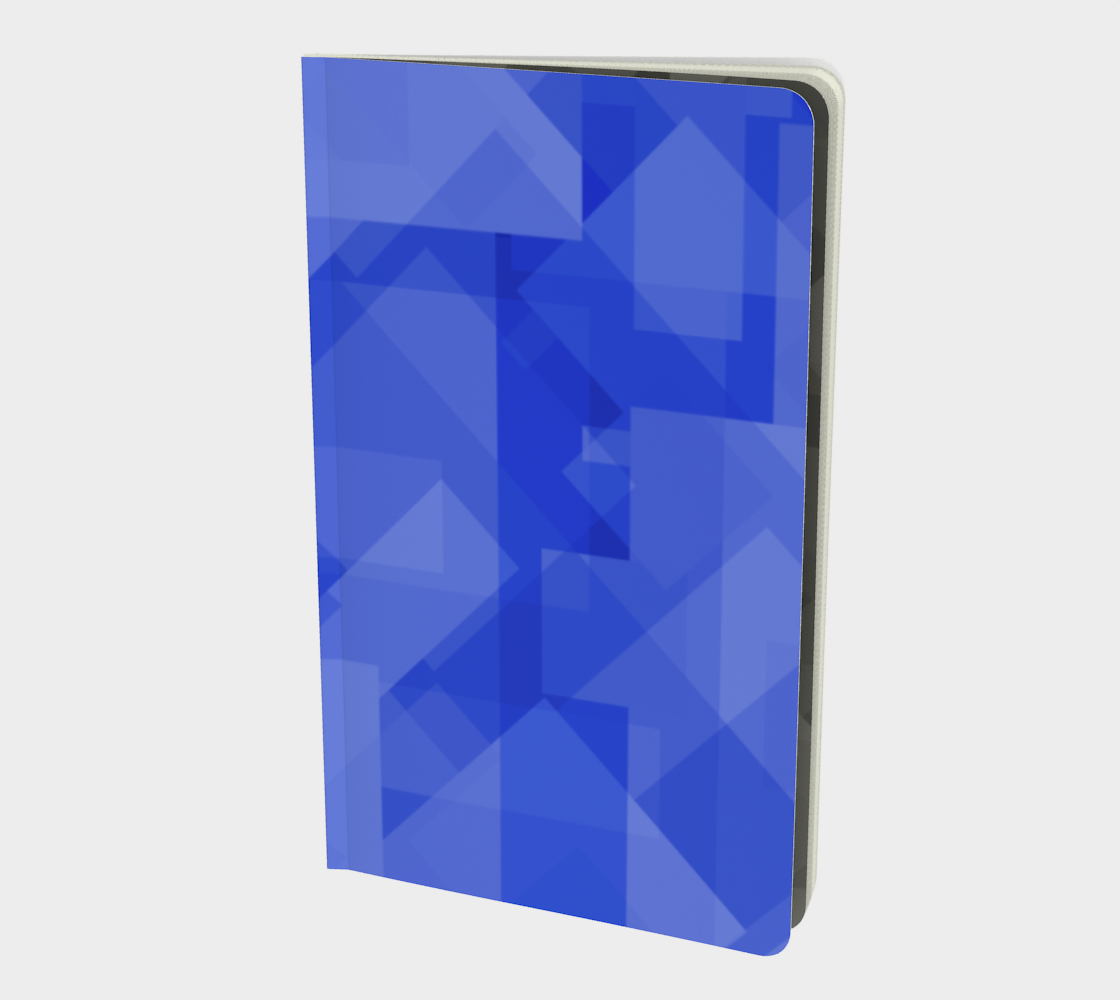 Blue is Better Notebook preview