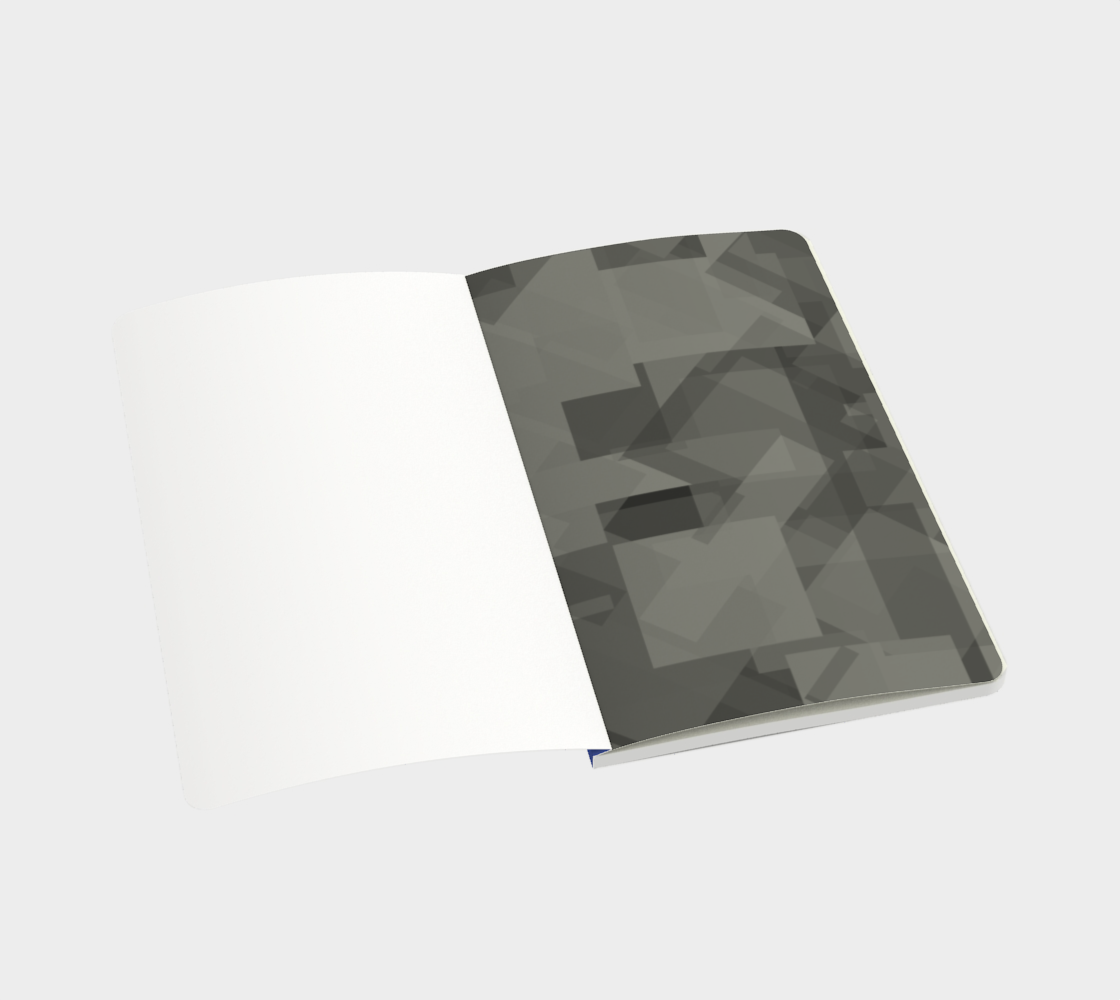 Blue is Better Notebook preview #3