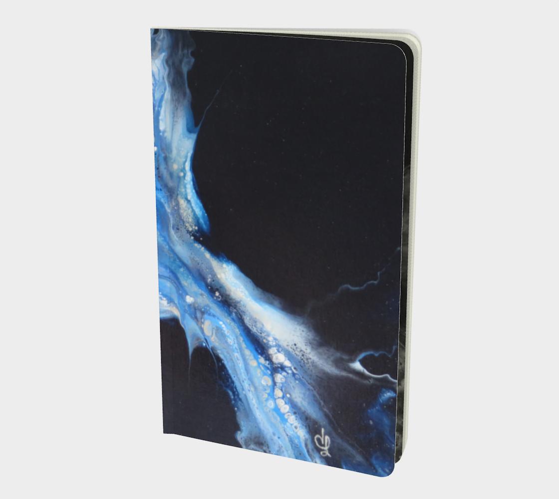 Aperçu de Flambée bleue - Carnet