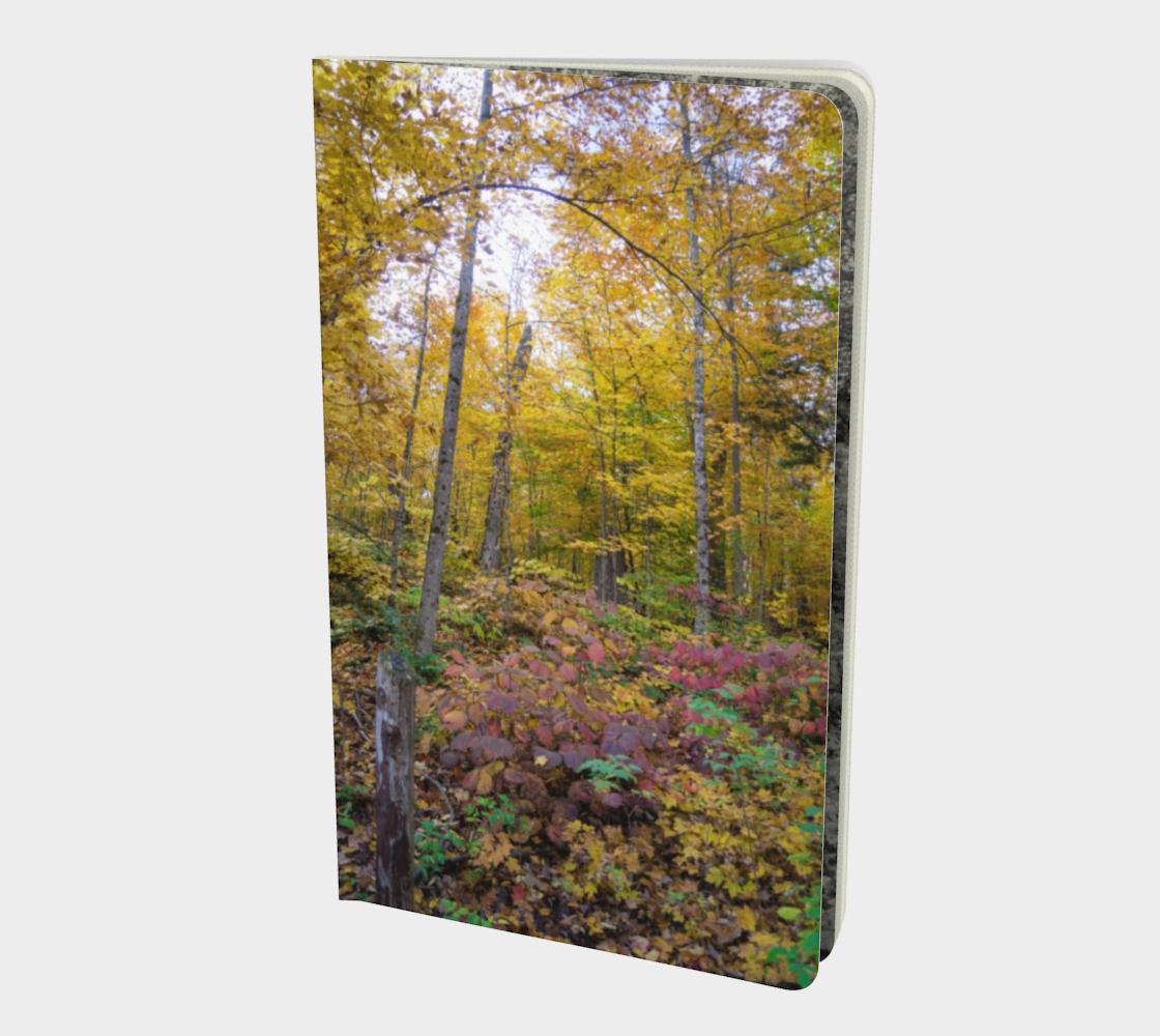 Aperçu de Autumn Colours Notebook