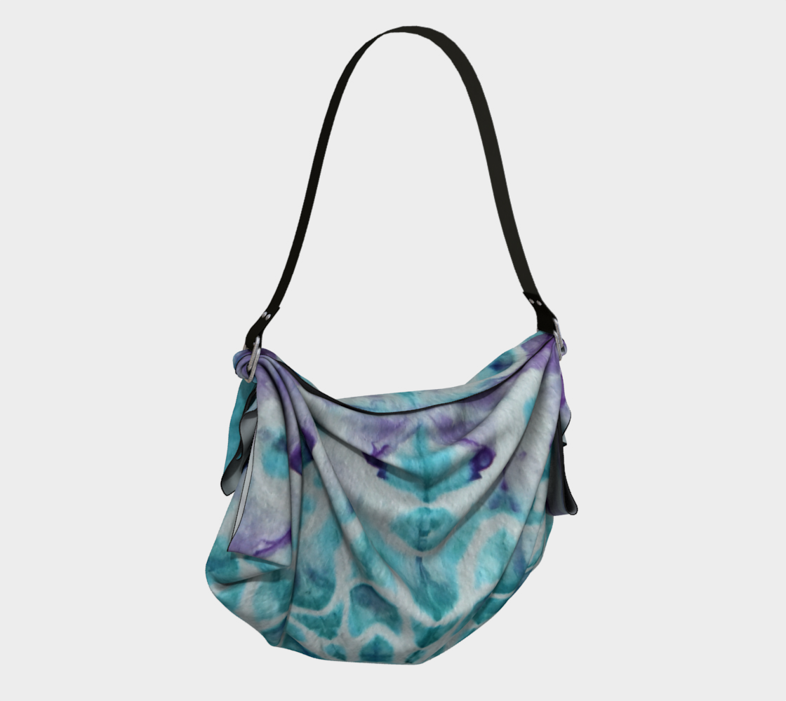 Tabby Star Origami Tote preview #2