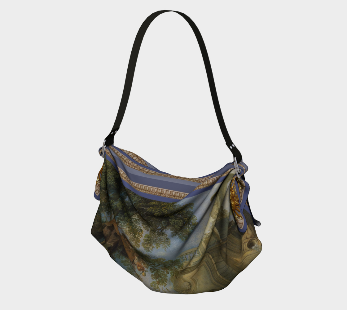 Country Idyll Origami Bag preview
