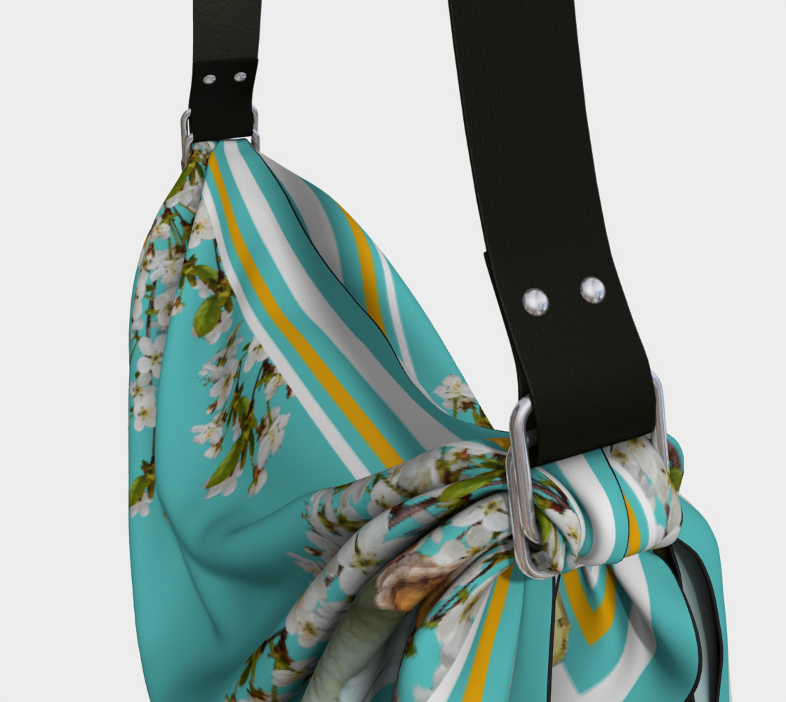 Cockatoo Origami Tote preview #3