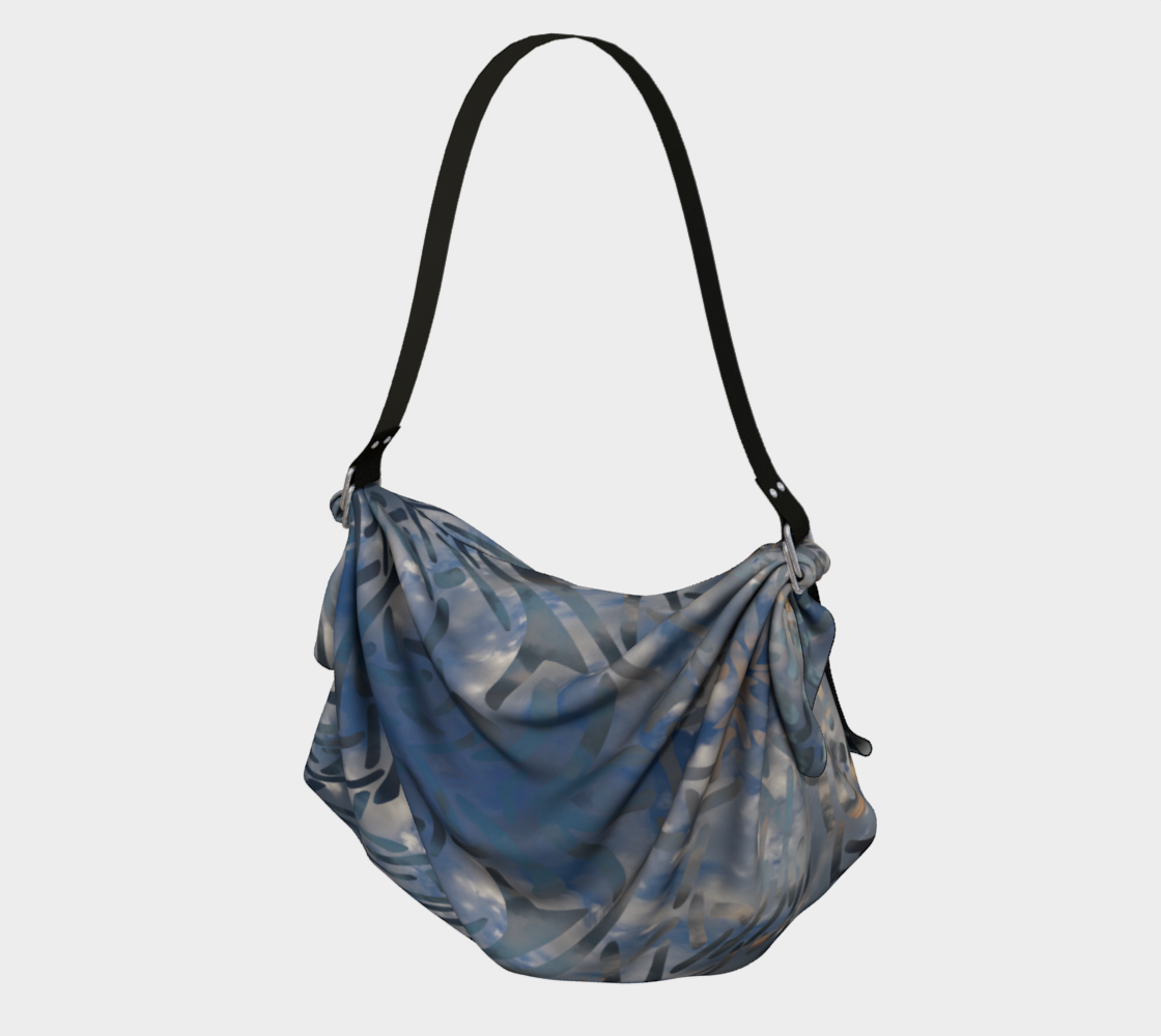 Rocky Mountain Celtic Cloud Dance Origami Tote preview