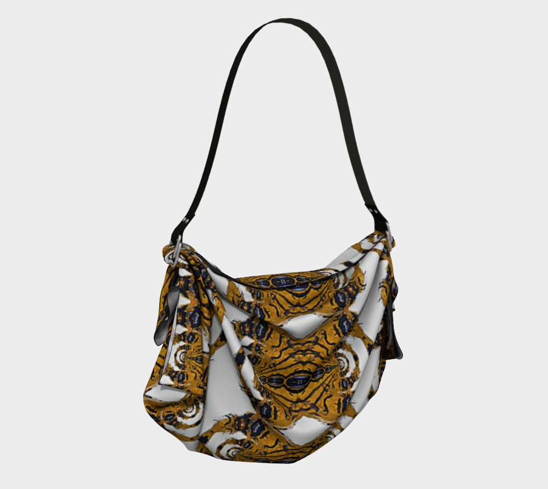 Tiger Huntress Royal Origami Bag preview #2