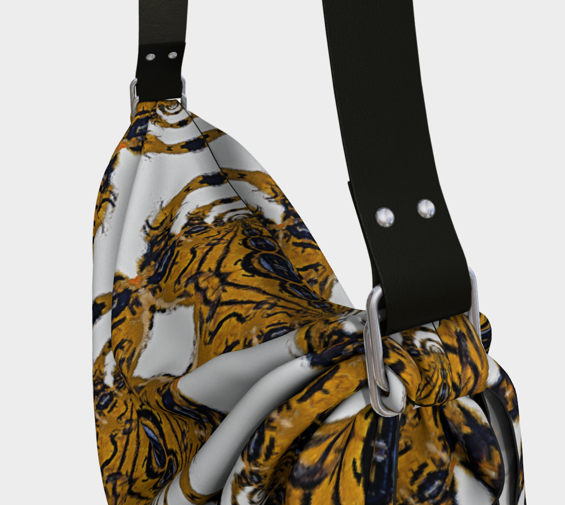 Tiger Huntress Royal Origami Bag preview #3