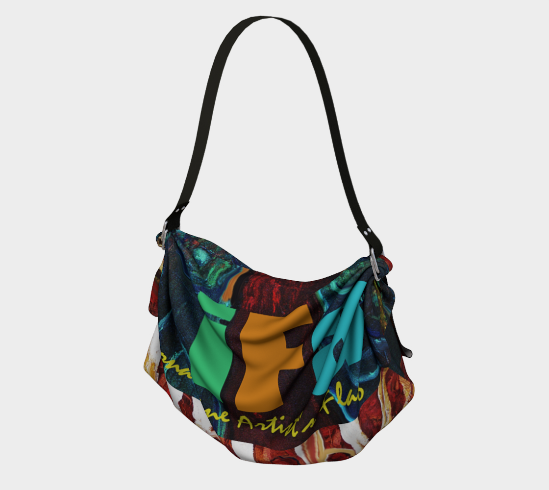 Official IFA Origami Designer Print Tote preview