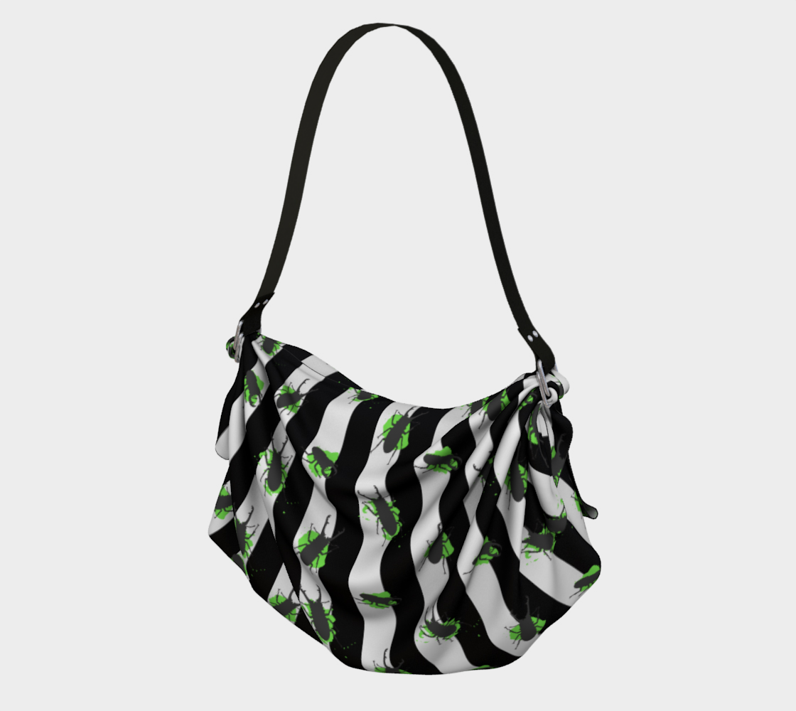 Beetle Babe Origami Tote preview