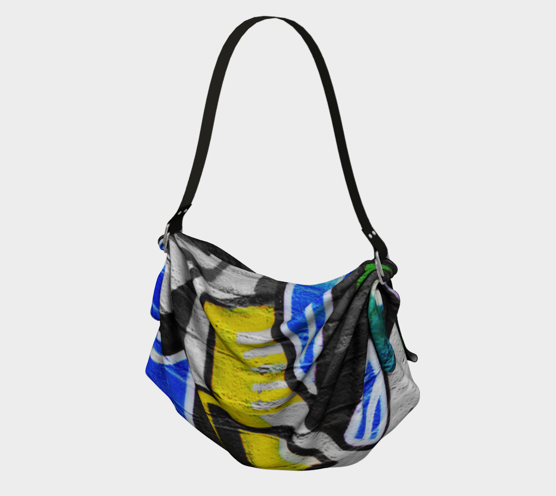 Graffiti 6 Origami Tote preview