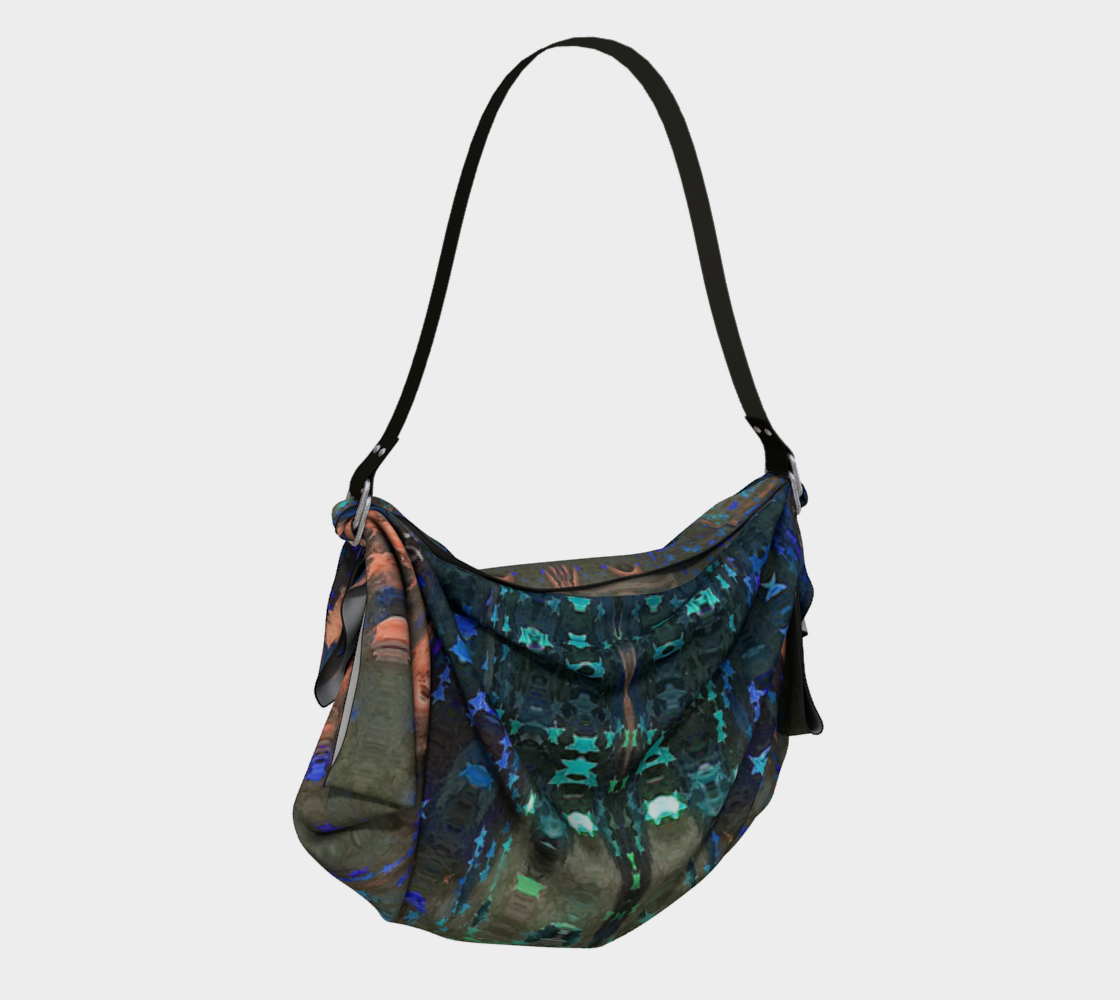 Star-Spangled Fortune Teller Fashion Tote preview #2