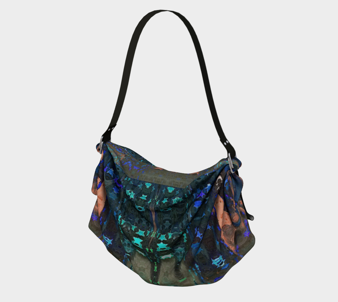 Star-Spangled Fortune Teller Fashion Tote preview