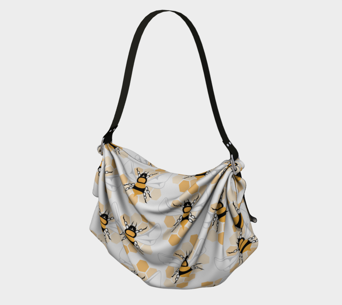 Bee Origami Bag preview