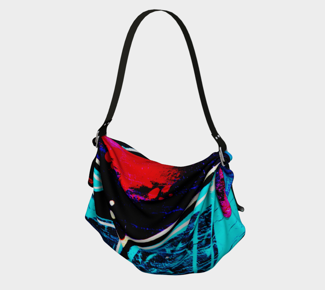 Graffiti 14 Origami Tote preview