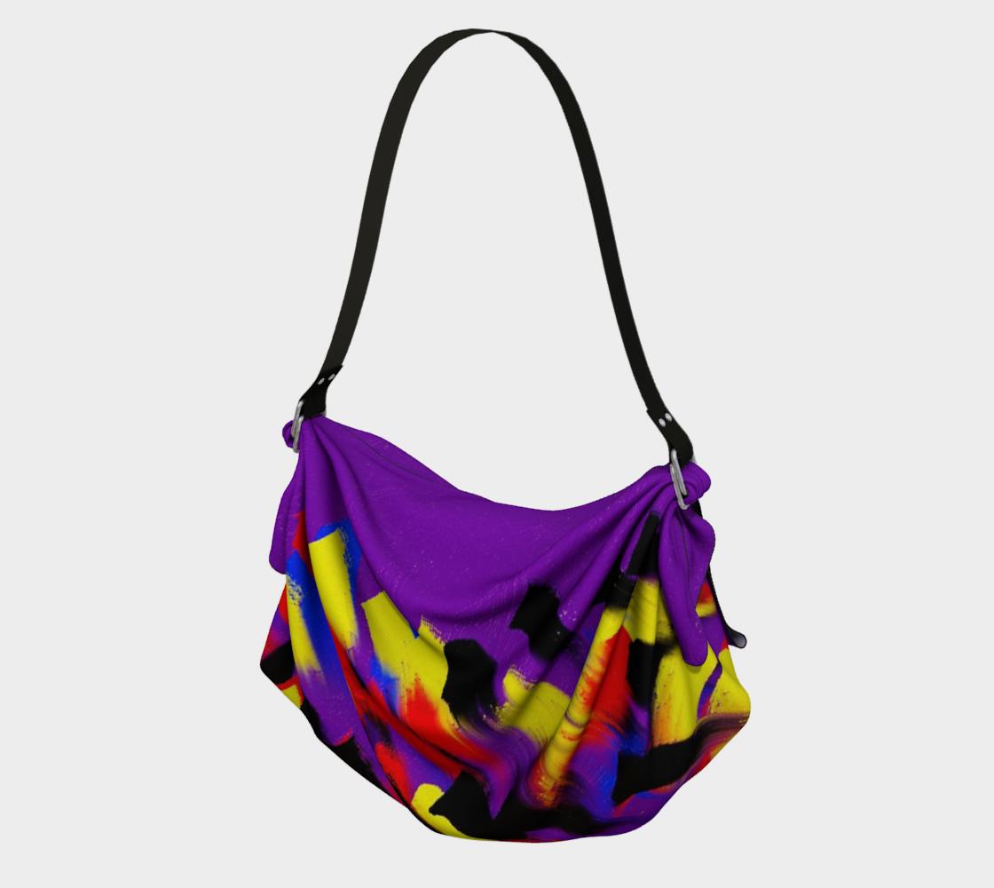 Aperçu de Violet multicolor 9898