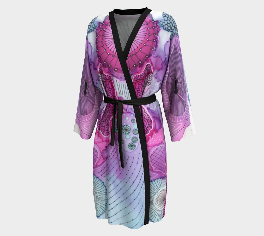 Sea Anemone Komono Robe preview