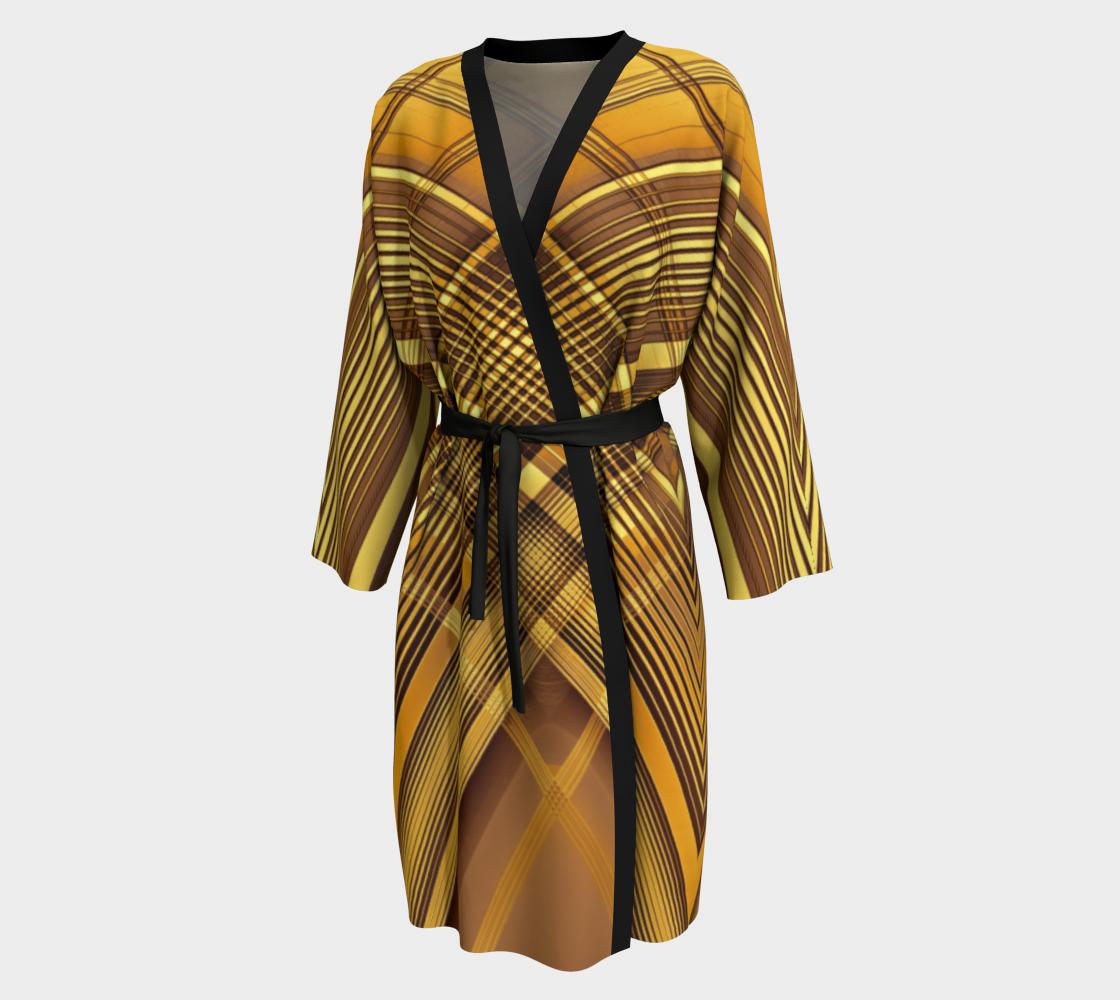 Aperçu de Gold Peignoir Robe