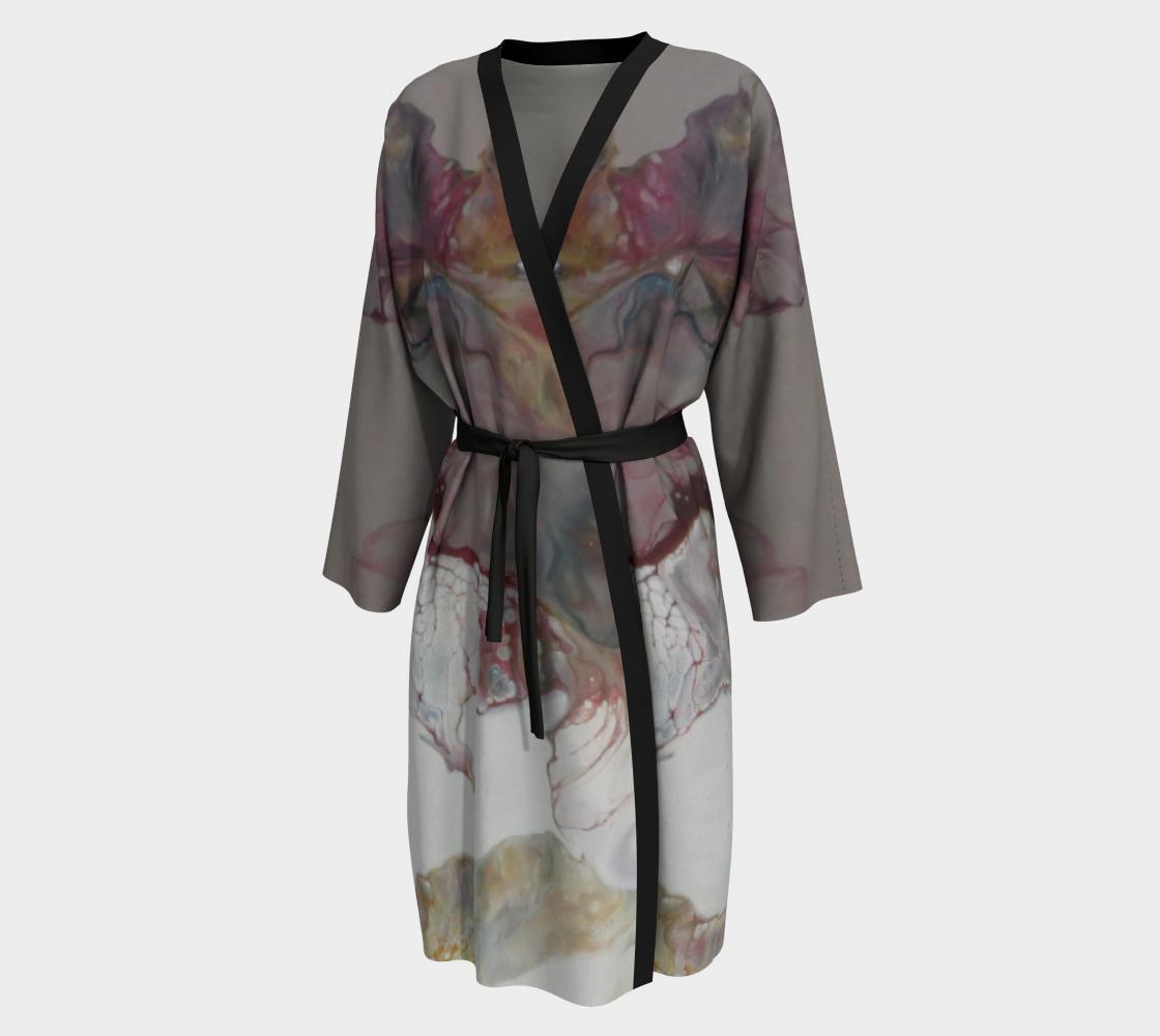 Aperçu de Aux couleurs de L'Amadou - #1 Robe de chambre