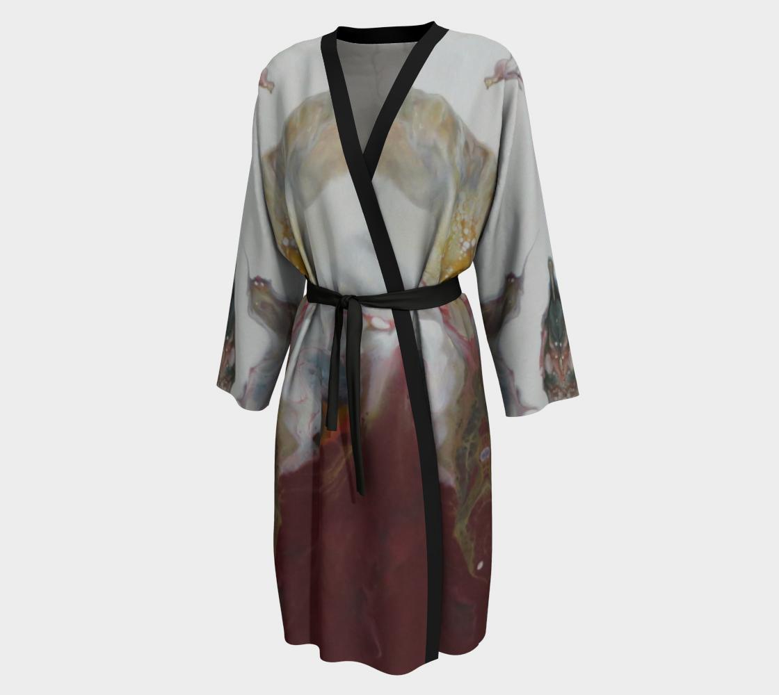 Aperçu de Aux couleurs de L'Amadou - #2 Robe de chambre