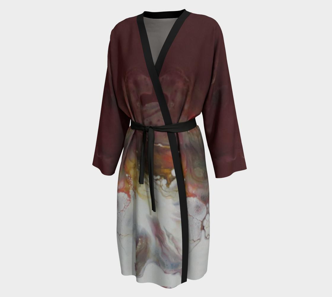 Aperçu de Aux couleurs de L'Amadou - #4 Robe de chambre