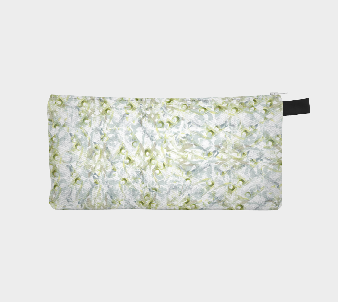 Spring Equinox Pencil Case by Laura Davis Art Studio preview