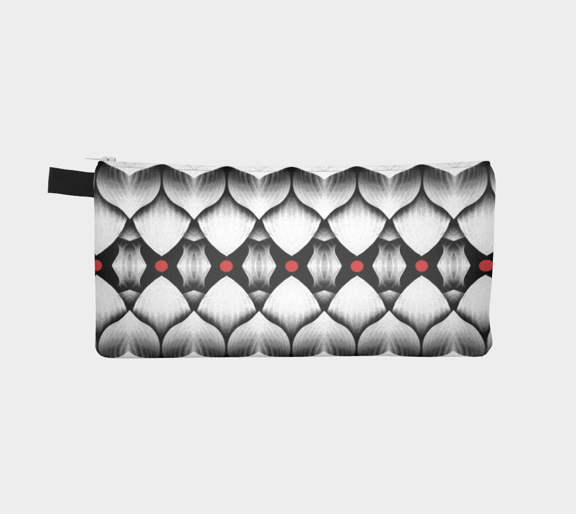 serpentine white + black + red  preview #2