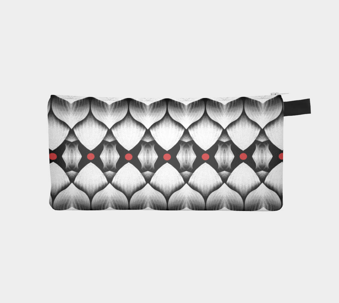 serpentine white + black + red  preview #1