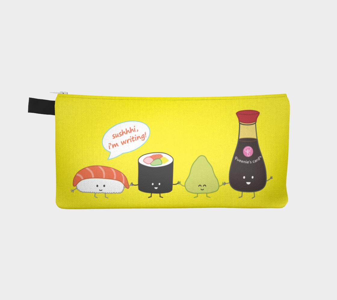 Sushi Pencil Case preview #2