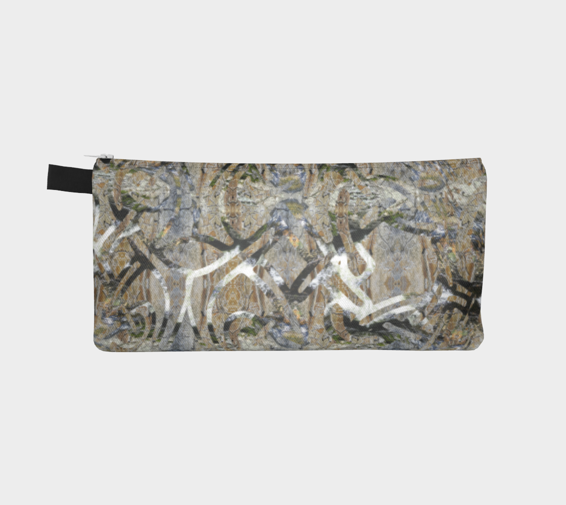 Natural Paths Pencil Case preview #2