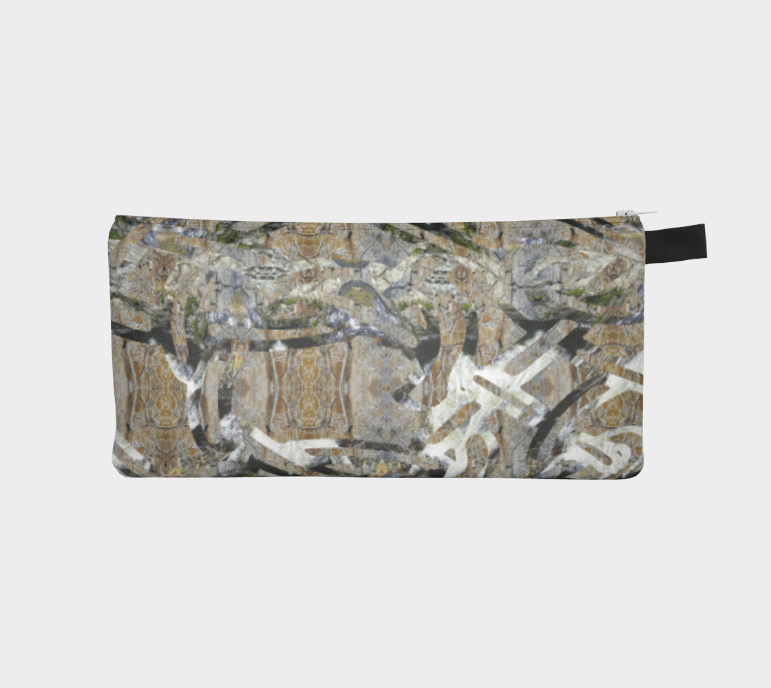 Natural Paths Pencil Case preview