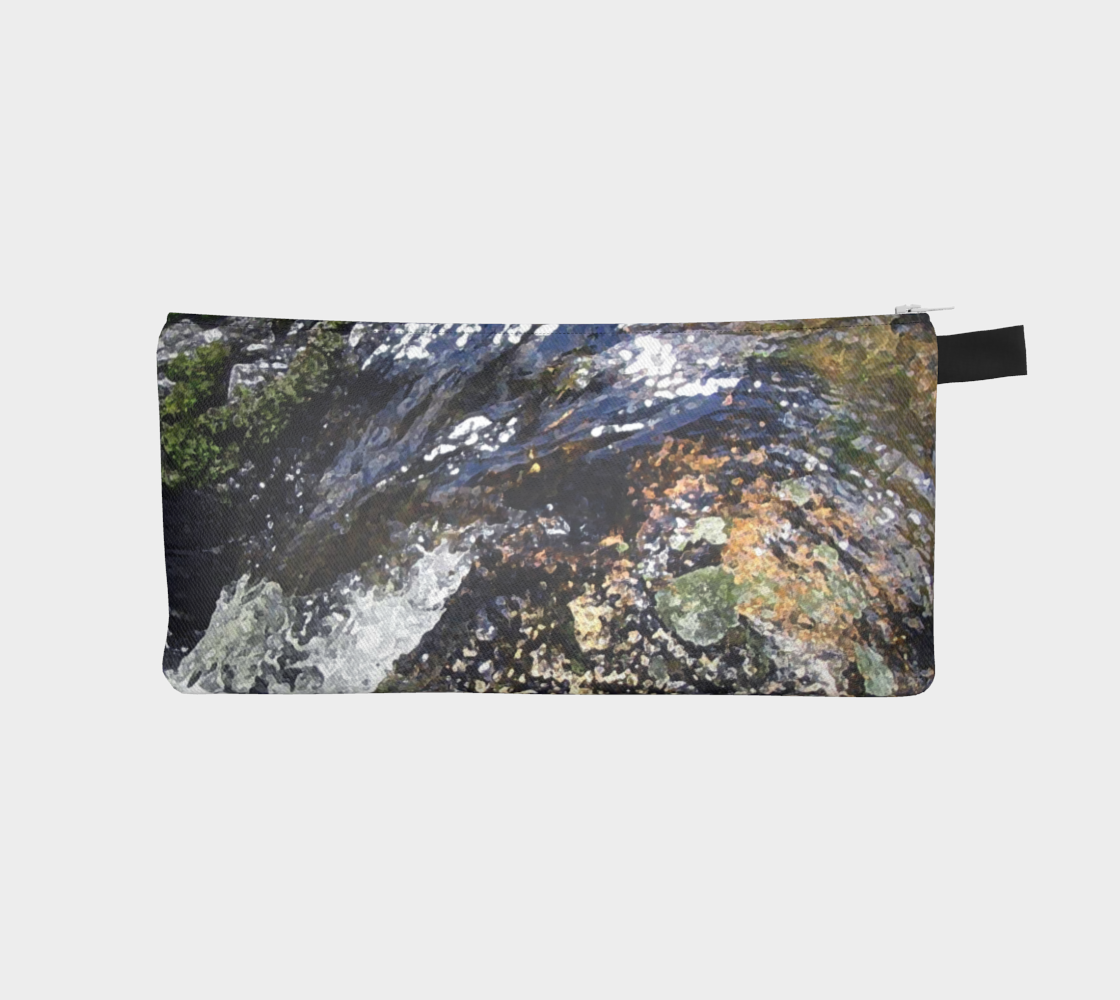Water and Rock North Fork Pencil Case preview