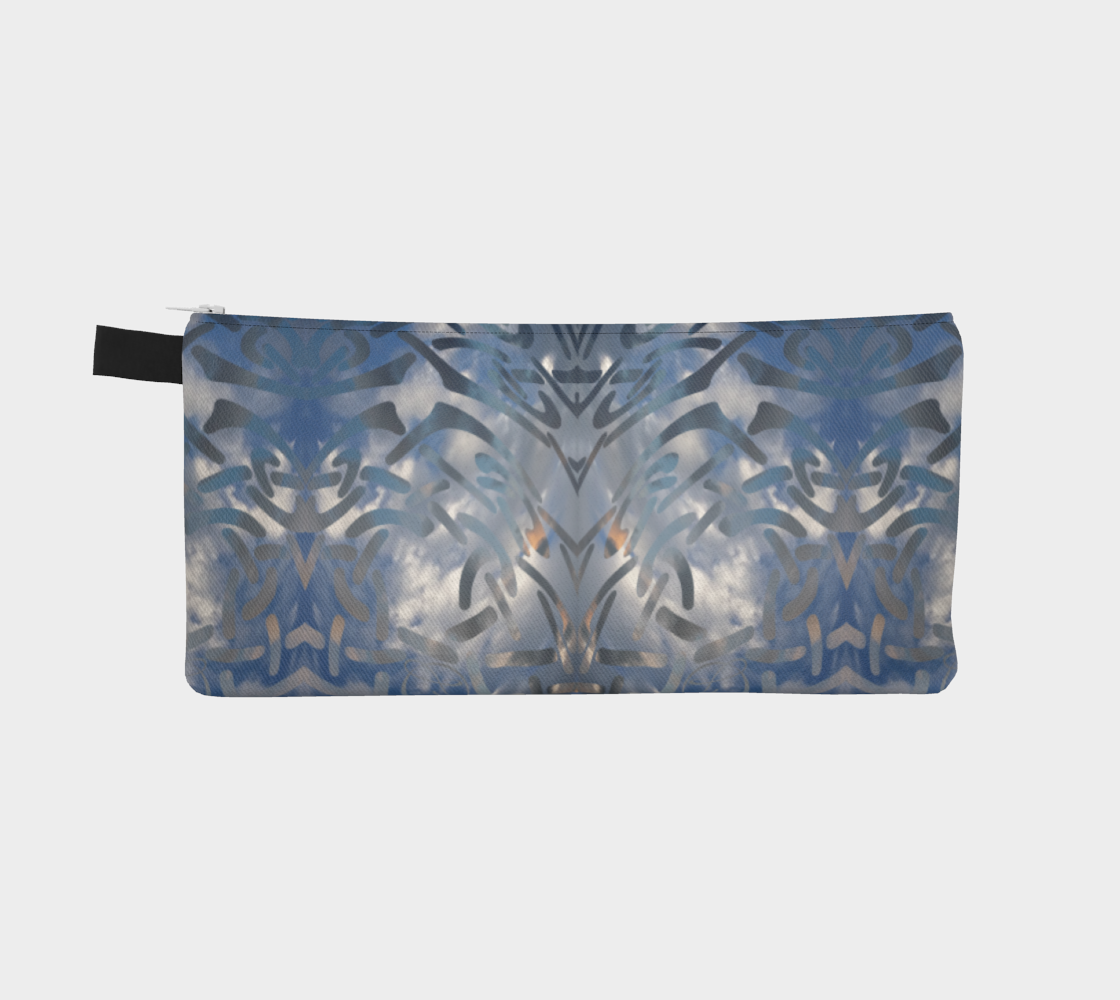 Rocky Mountain Celtic Cloud Dance Pencil Case preview #2