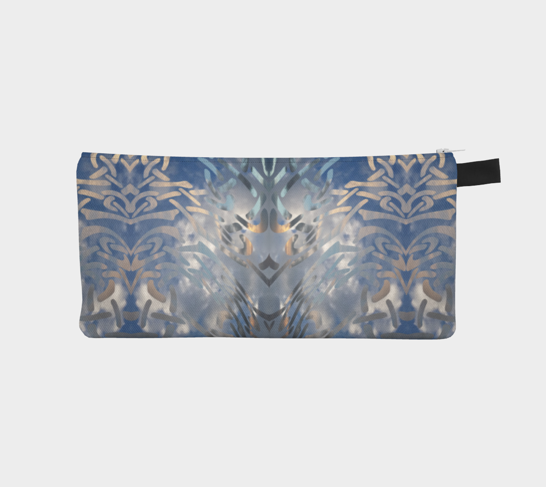 Rocky Mountain Celtic Cloud Dance Pencil Case preview #1