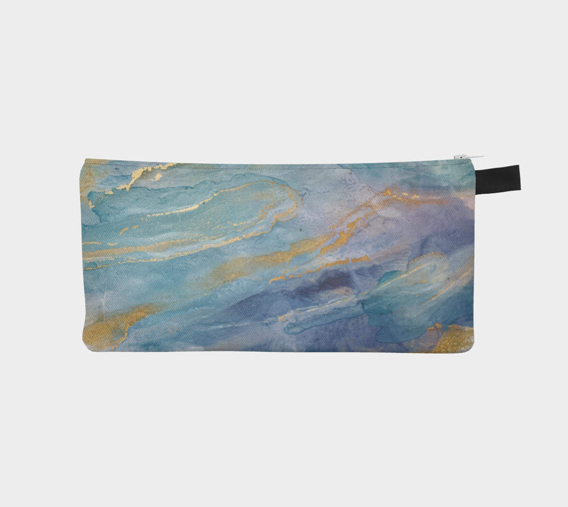 Scarborough Fair Pencil Case by Karen Pedevilla preview