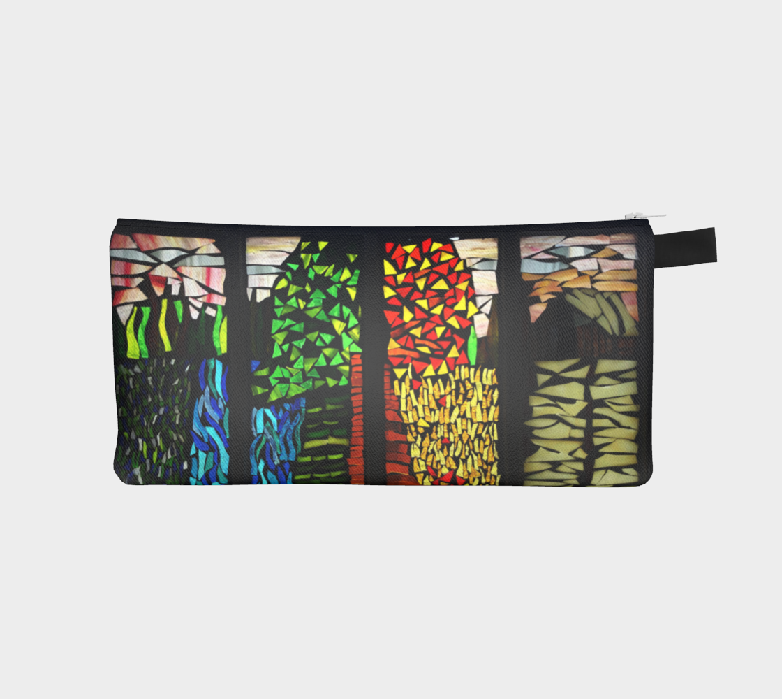 Pencil Case 2 by Nicole Staab Marigold preview