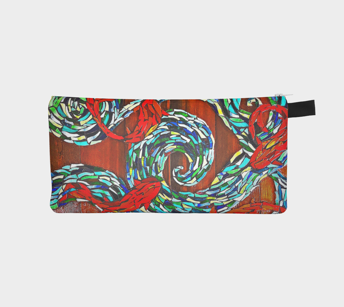 Pencil Case 3 by Nicole Staab Marigold preview