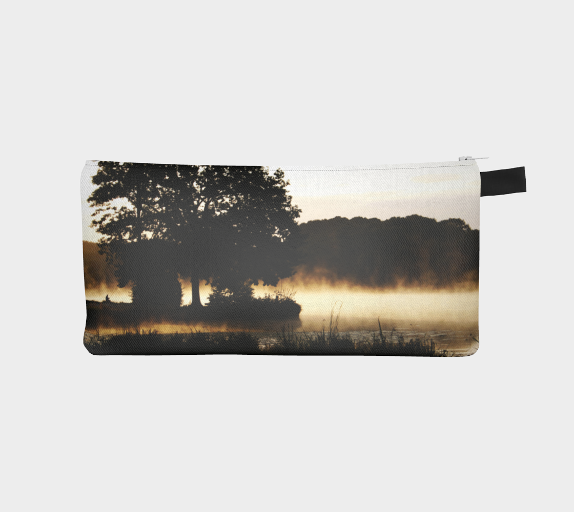Morning Lake Scene Pencil Case preview