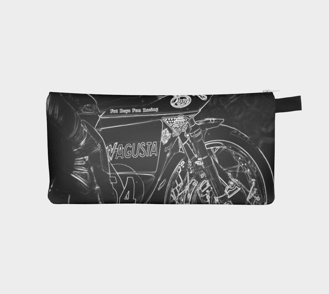 Motocycle 1 Pencil Case preview