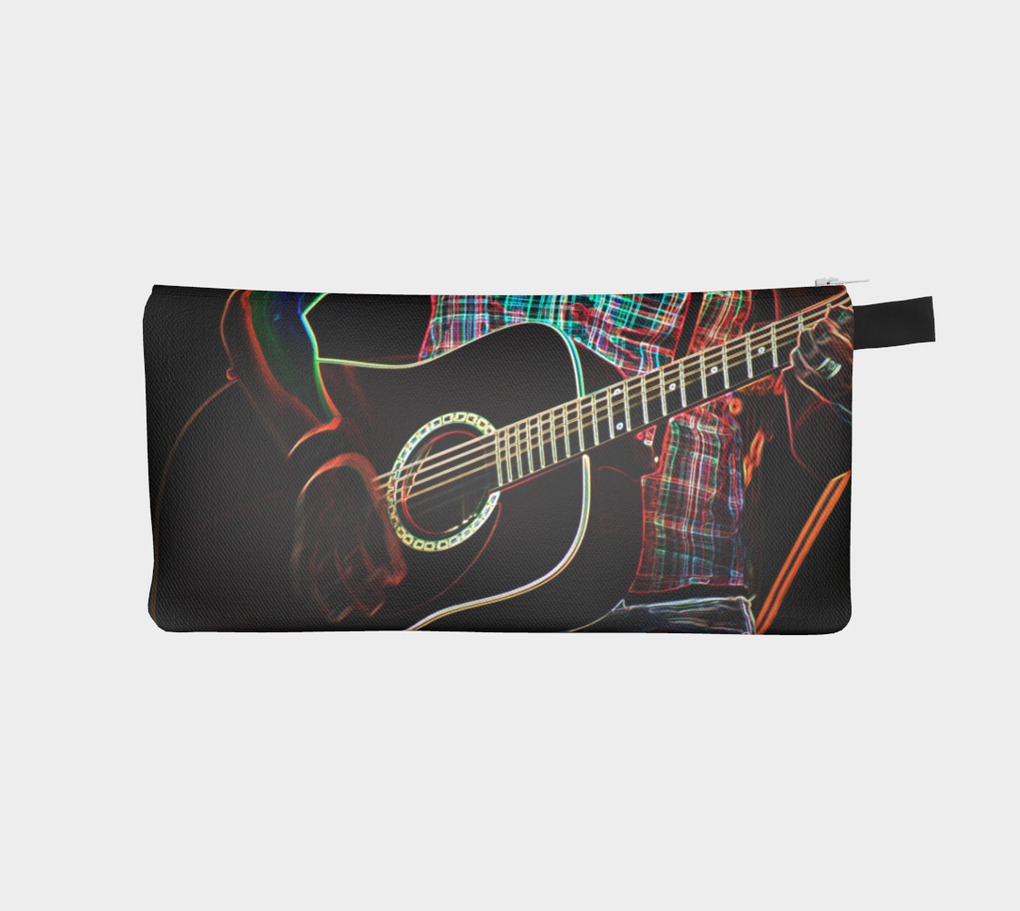 Guitar 1 Pencil Case preview