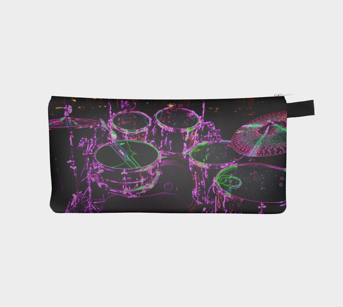 Drums Pencil Case preview