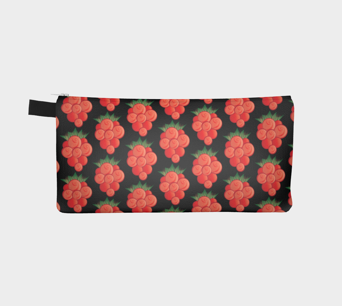 Salmonberry Pencil Case preview #2