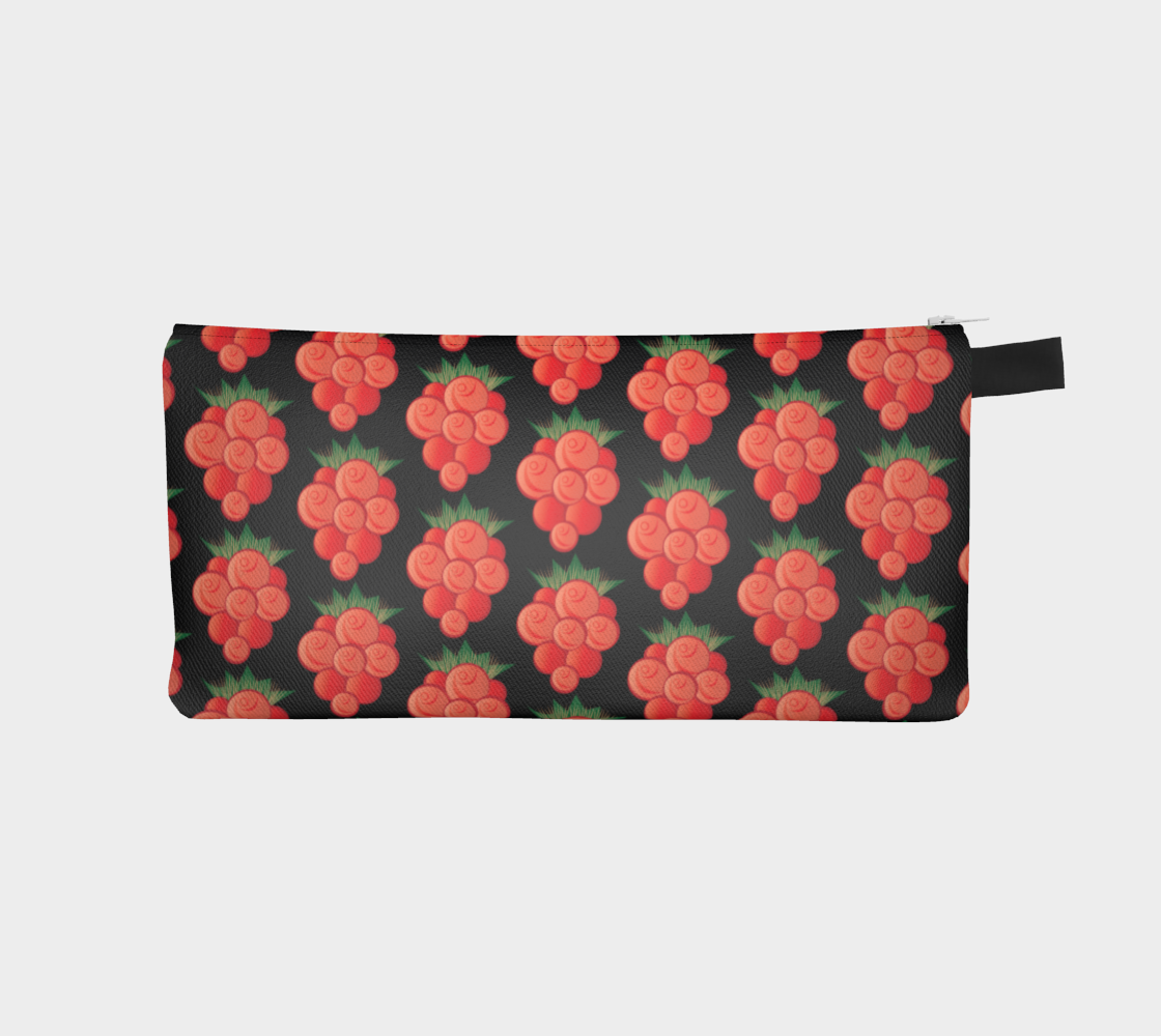 Salmonberry Pencil Case preview #1