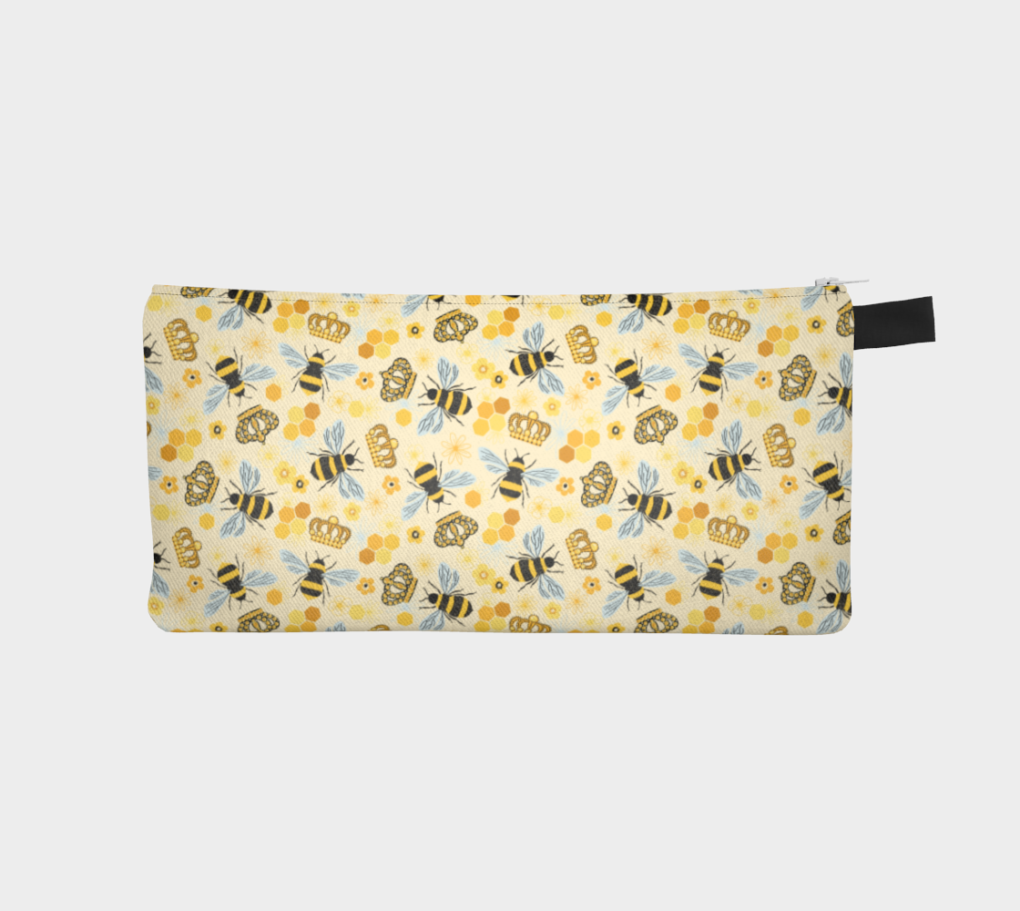 Aperçu de Queen Bee - Pencil Case