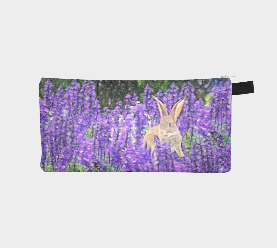 Aperçu de Lavender Grove Pencil Case