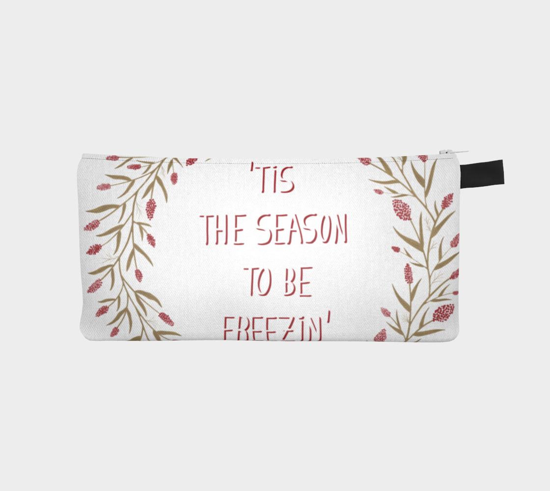 Christmas Wreath with Quote preview