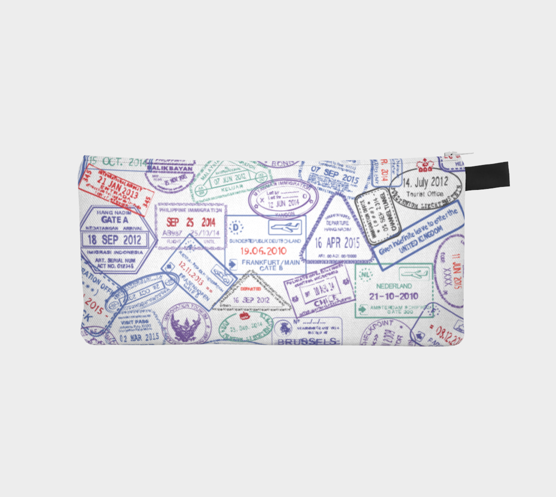 Stamp Pencil Case preview