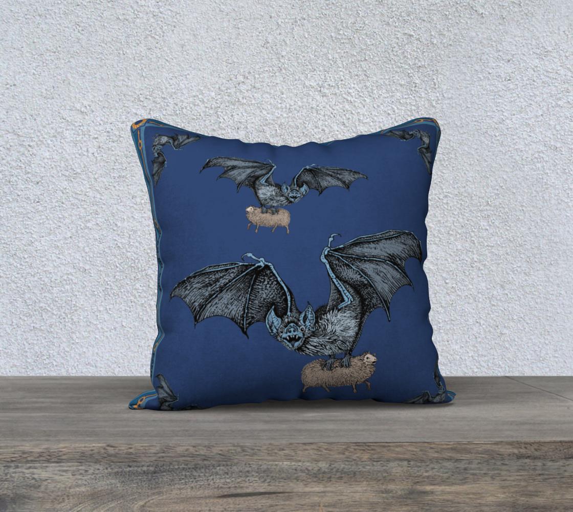 Aperçu de Halloween Cushion
