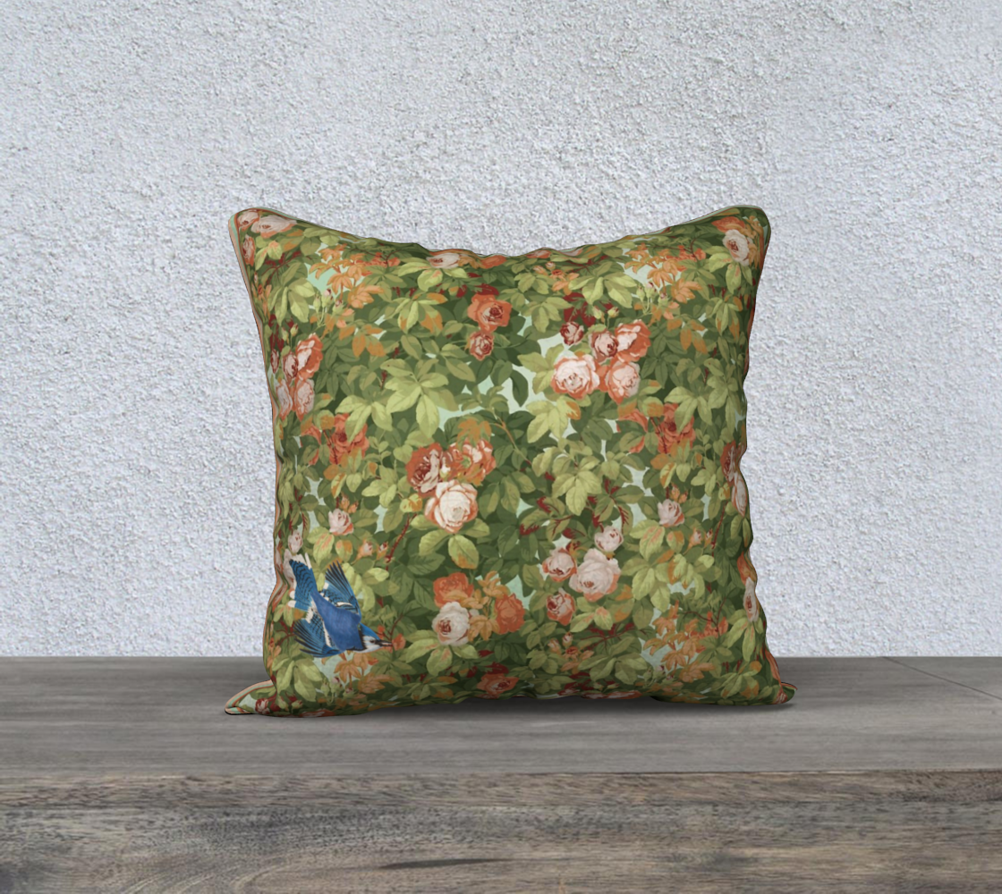 Aperçu de Roses Cushion