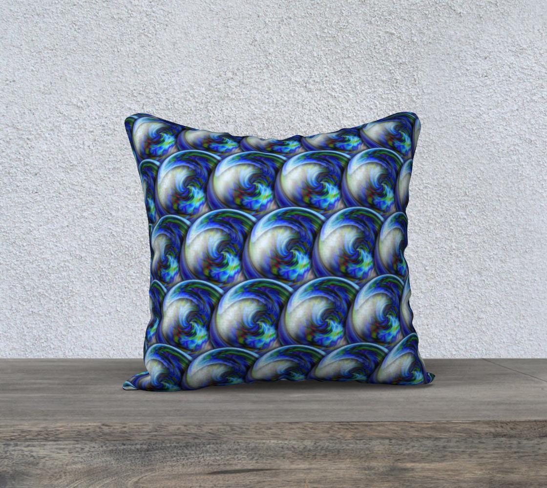 Aperçu de Abstract Blue Babbls