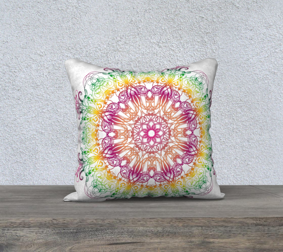 Floral Ethnic Mandala preview