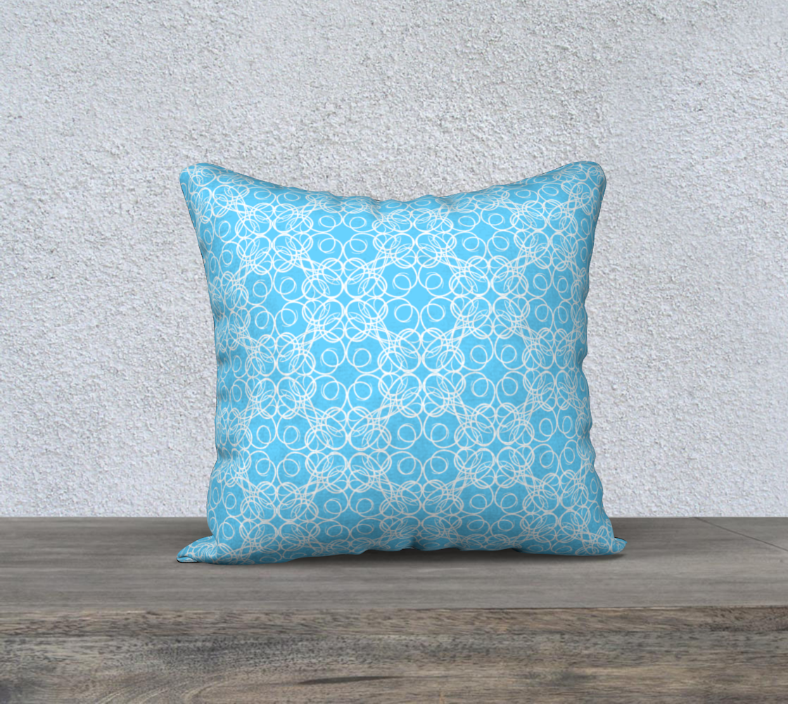 Aperçu de Abstract Turquoise Pattern